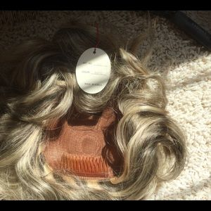 ❤️Lowed price New Human hair topper🎁